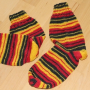 Socken D2-R2-L