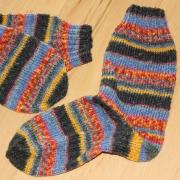 Socken Zorro